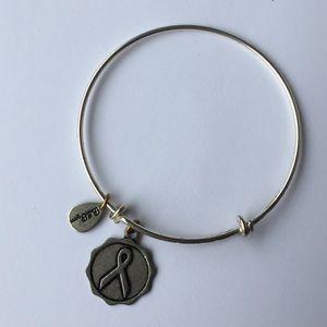 Cancer Ribbon - Bracelet